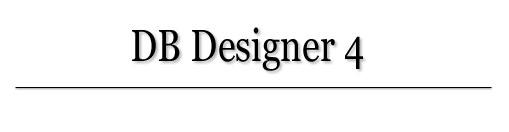 online dokumentation version 1041 - Db Designer Online